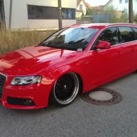 Audi A4 2.0Tdi Airride